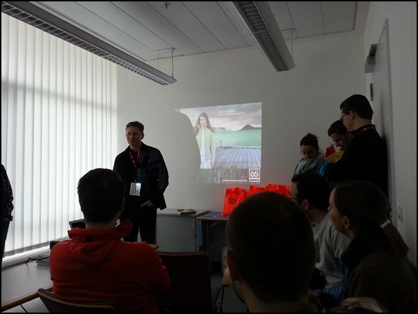 Bloggertreffen und Vortrag Ispo