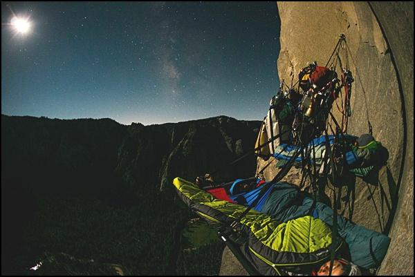 Gimp Monkeys Film Yosemite