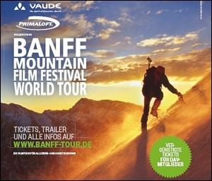 Banff Film Tour Plakat