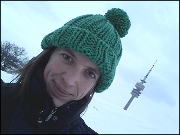 im Olympiapark in München