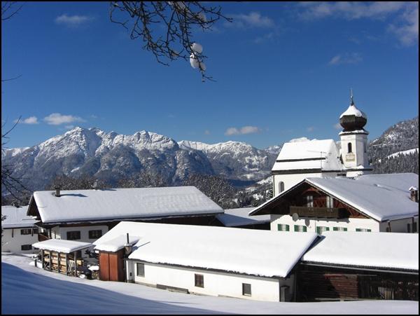 Wamberg Oberbayern