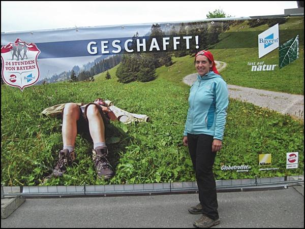 Zielfoto 24 Stunden von Bayern
