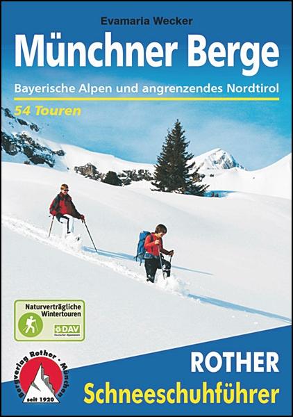 Schneeschuhführer Münchner Berge