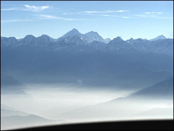 Everest im Himalaya