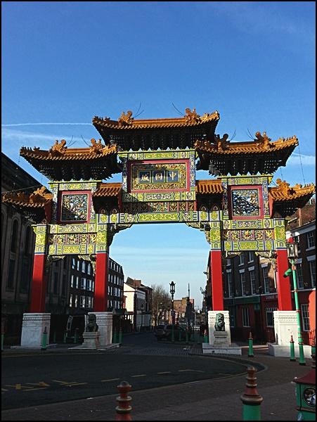 Chinatown Liverpool