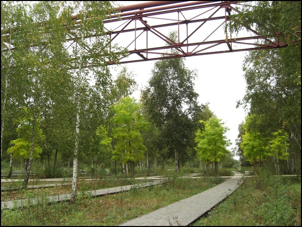 Grün im Ruhrgebiet