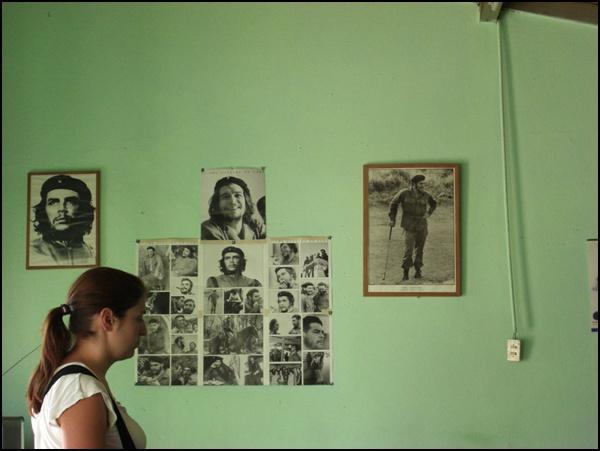 Grün in Cuba