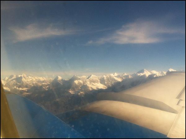 Himalaya Rundflug