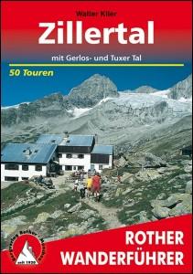 Wanderführer Zillertal