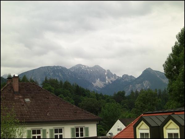 Hotel in Füssen