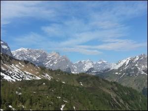 Karwendel Berge