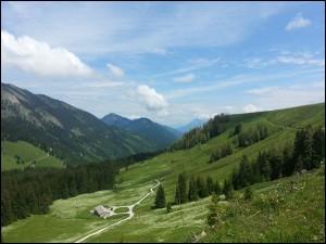 Alpenidylle in Tirol