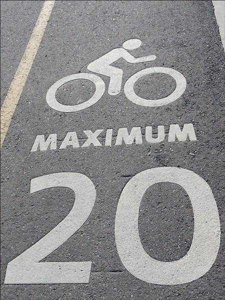 Radfahren Calgary Alberta