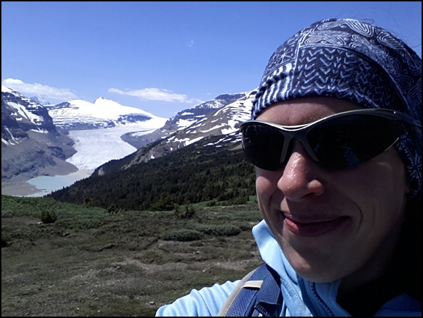 wandern am Parker Ridge Trail