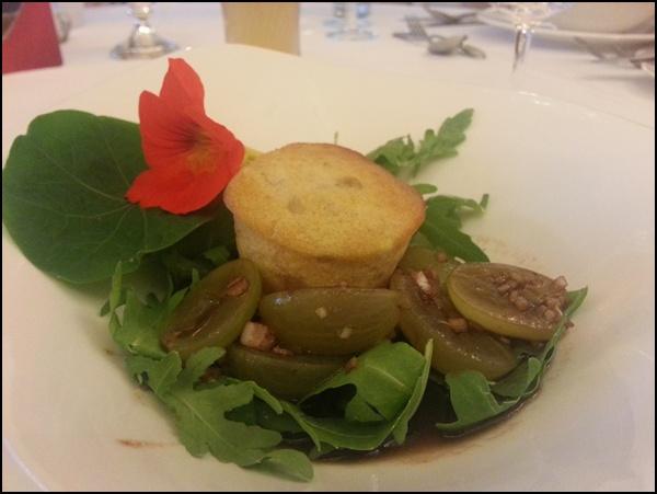 Abendessen Saalbacher Hof