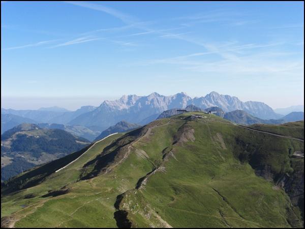 7 Summits von Saalbach Hinterglemm