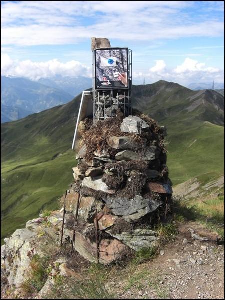 Foto- Automat bei den 7 Summits