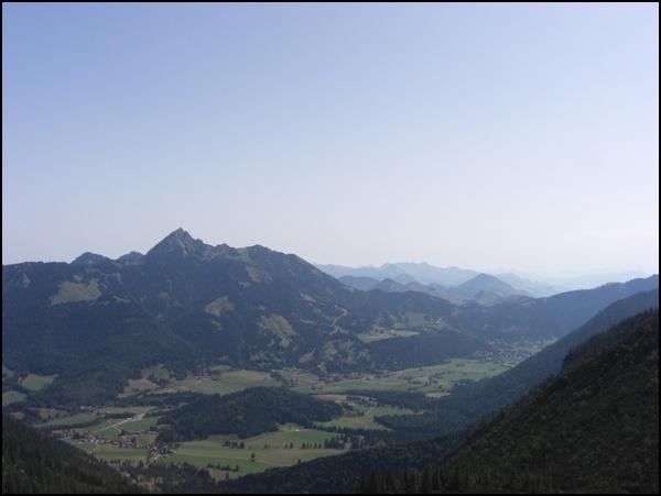 Wendelstein von der Aiplspitz