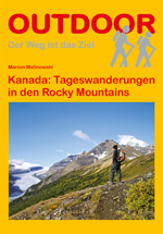 tageswanderungen rocky mountains