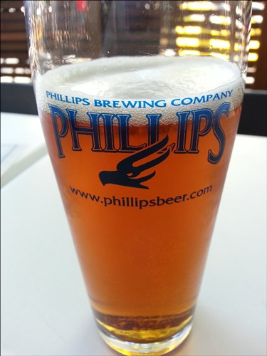 Phillips Blue Buck Pale Ale