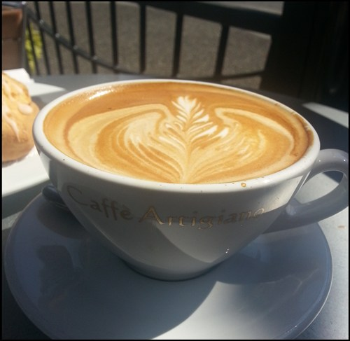 Kaffee in Vancouver
