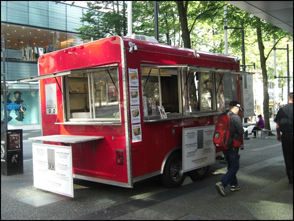 Food Truck Vancouver