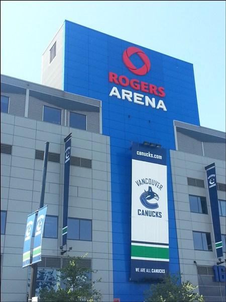 Hockey Stadium Vancouver