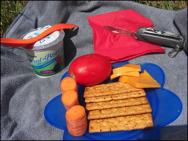 Picknick in Kanada
