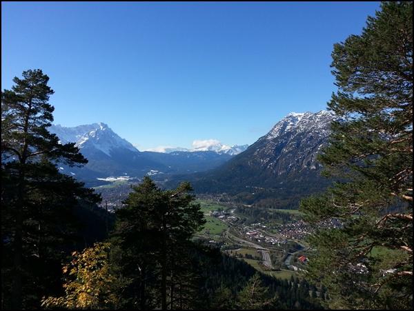 Farchant und Garmisch-Partenkirchen