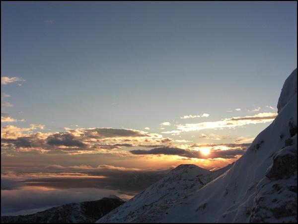 ...und Sonnenaufgangs-Lieblingsbild