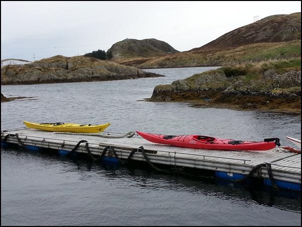 Bulandet Kayaks