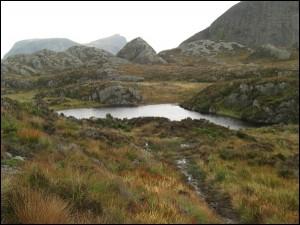 Vaerlandet Norwegen, North Sea Trail