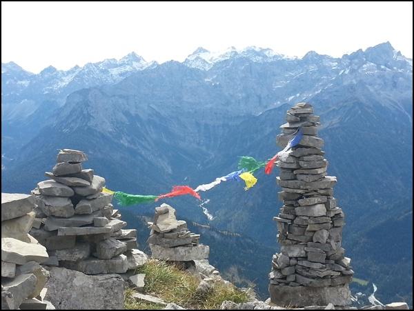 Tirol oder Nepal?