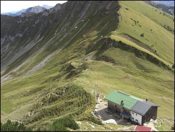Tölzer Hütte