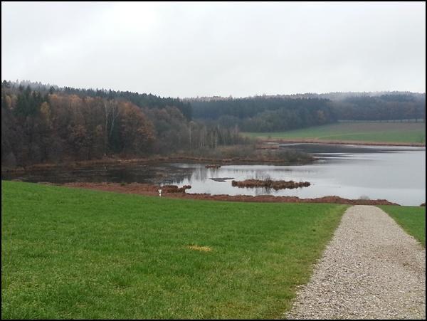 Egglburger See bei München