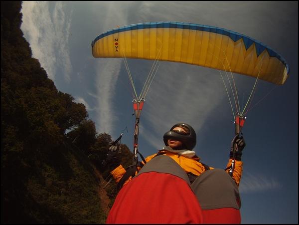 Virtuell Wandern (8) heute mit Fliegerin Claudia