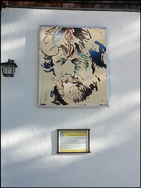 Messner am Rauschberg