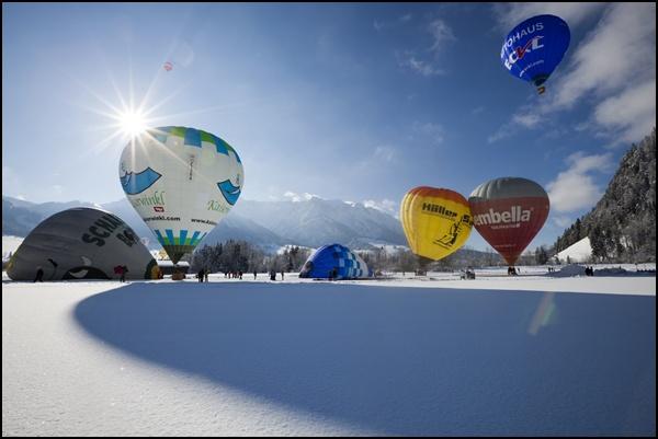 Alpine Ballooning Kaiserwinkl