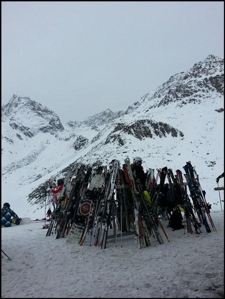Skiparkplatz Sunnaalm