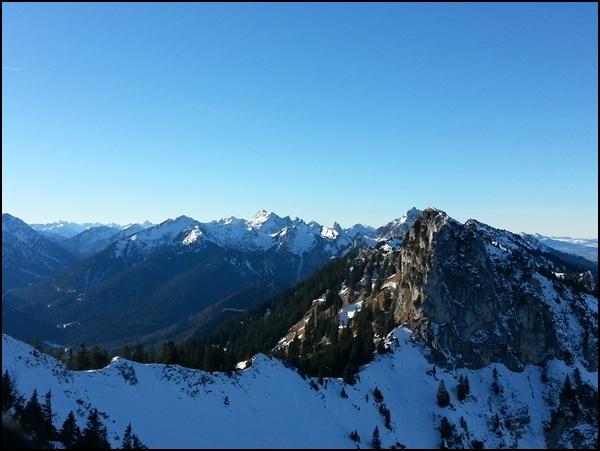 Ammergauer Alpen und Allgäu
