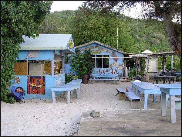 Bar auf Jost van Dyke