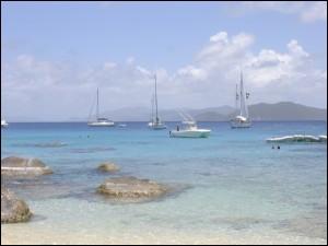 Segeln in den British Virgin Islands