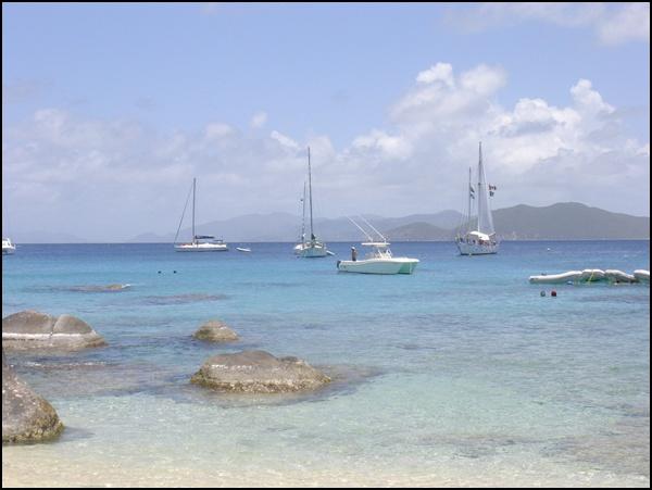Fernweh-Freitag (2) Segeln in der Karibik