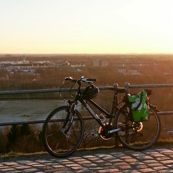 Biketowork- wie war der Winter?