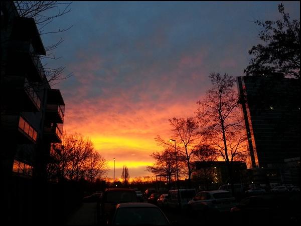 Sonnenaufgang Ein Neues Blog Stöckchen Gipfelglück