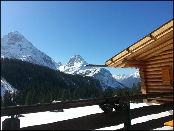Skigebiet Ehrwalder Alm