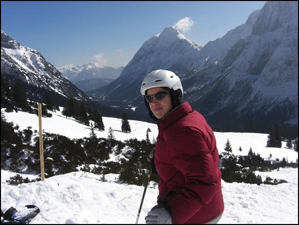 Skigebiet Ehrwalder Alm in Tirol