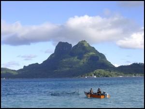 Tahiti Südpazifi