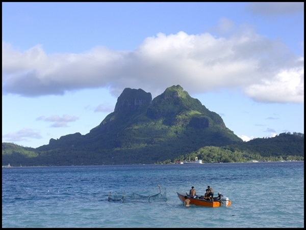Fernweh-Freitag (3) Lagunen und Regenwald in Tahiti & Bora Bora