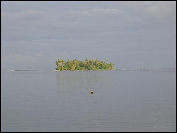 Inselchen im Südpazifik